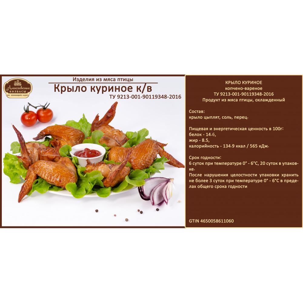Купить вкусные куриные крылья  недорого